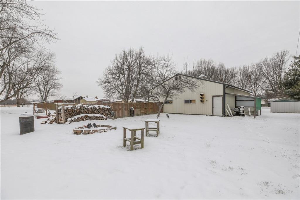 843 N Mullinix Road, Greenwood, IN 46143 image #43