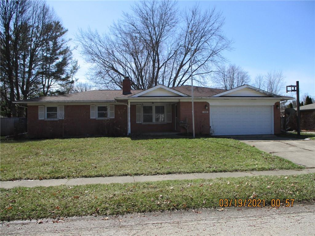 1403 N Dallas Drive Plainfield, IN 46168