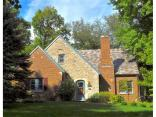 5802  Carrollton  Avenue, Indianapolis, IN 46220