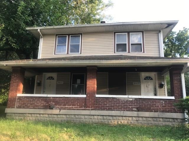 2615 East 18th Street Indianapolis IN - HOME FOR SALE - M S