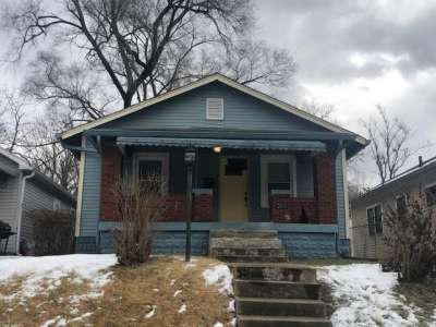 2861 N Adams Street, Indianapolis, IN 46218