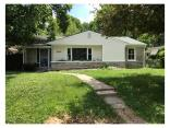 4057 North Clarendon Road, Indianapolis, IN 46208