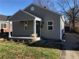 4621  Crittenden  Avenue, Indianapolis, IN 46205