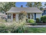 5865 Rosslyn Avenue, Indianapolis, IN 46220