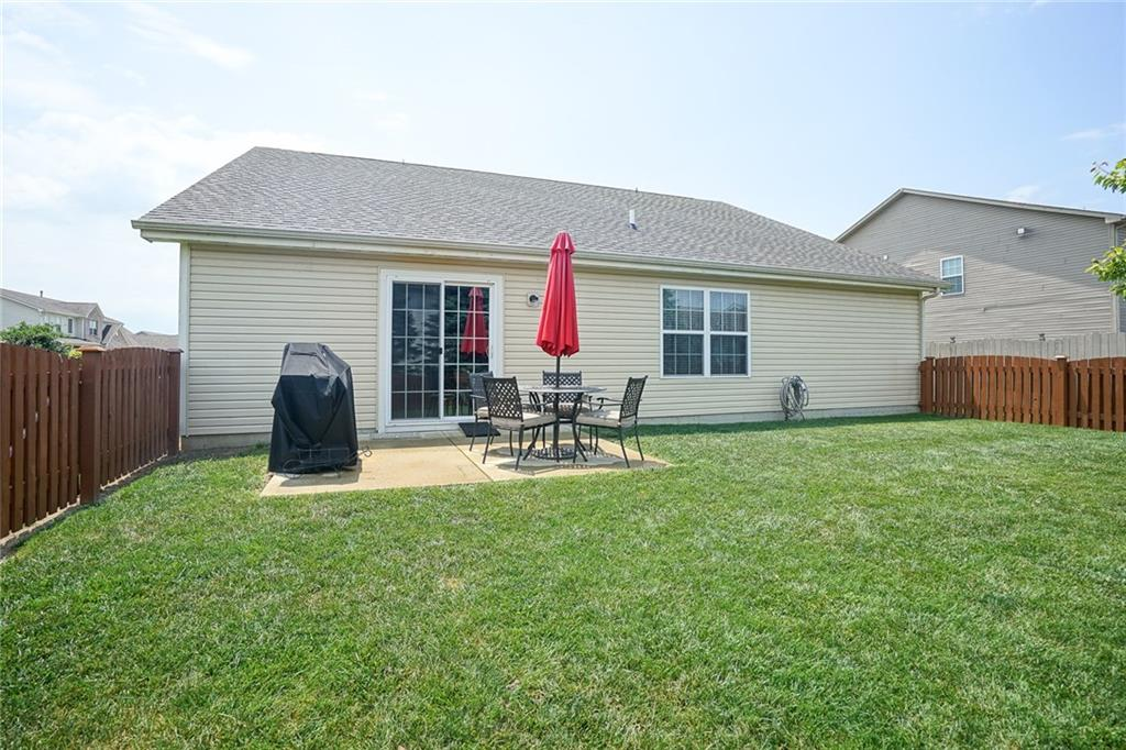 2294 E Spring Dipper Drive, Greenfield, IN 46140 image #30