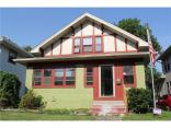 412 North Drexel Avenue, Indianapolis, IN 46201