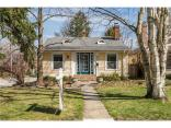 4841 North Kenwood Avenue, Indianapolis, IN 46208