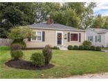 5217  Kingsley  Drive, Indianapolis, IN 46220