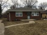 3833 North Irvington  Avenue, Indianapolis, IN 46226