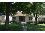 145 North 9th Avenue, Beech Grove, IN 46107