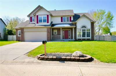 14818 S Saddlehorn Court, Carmel, IN 46032