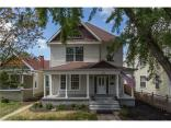 2226 North Talbott Street, Indianapolis, IN 46205