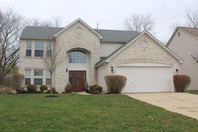 14194 E Dickinson Court, Fishers, IN 46038