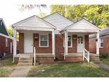 4334 Crittenden Avenue, Indianapolis, IN 46205