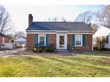 5514  Rosslyn  Avenue, Indianapolis, IN 46220