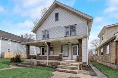 411 N Dequincy Street, Indianapolis, IN 46201