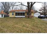 3929 North Lesley  Avenue, Indianapolis, IN 46226