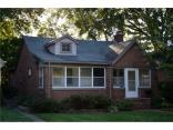 6187  Kingsley  Drive, Indianapolis, IN 46220