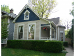 845 Woodruff Pl Mid Drive, Indianapolis, IN 46201