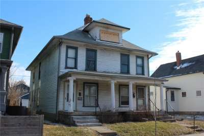 601 S Jefferson Avenue, Indianapolis, IN 46201