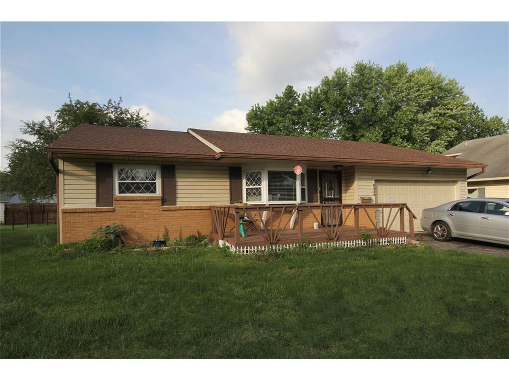 5350 Gambel Road, Indianapolis, IN 46221
