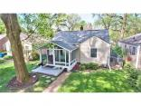 5022 Rosslyn Avenue, Indianapolis, IN 46205