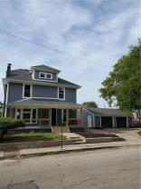 529 East 21st Street<br />Indianapolis, IN 46202