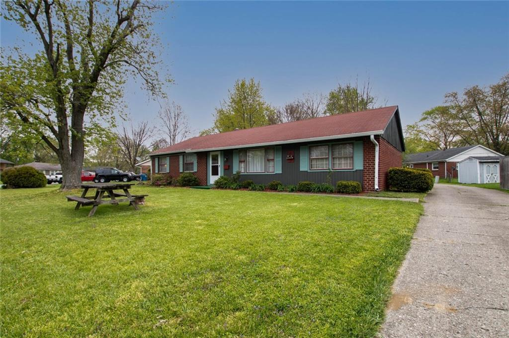 10205 S Churchill Court, Indianapolis, IN 46229 image #33