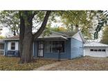 2640  Shirley  Drive, Indianapolis, IN 46222
