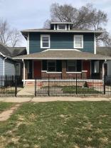 1816~2D1818 Woodlawn Avenue, Indianapolis, IN 46203