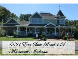 6691 East S R 144<br />Mooresville, IN 46158