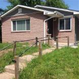 553 North Pershing Avenue<br />Indianapolis, IN 46222