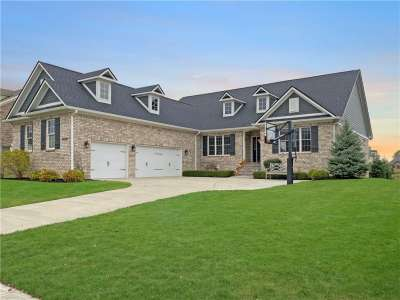 14424 S Gainesway Circle, Fishers, IN 46040
