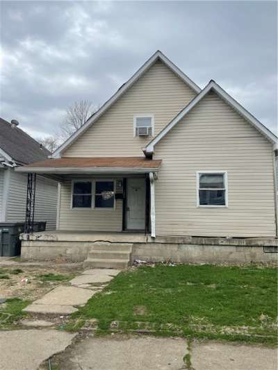 822 W Villa Avenue, Indianapolis, IN 46203