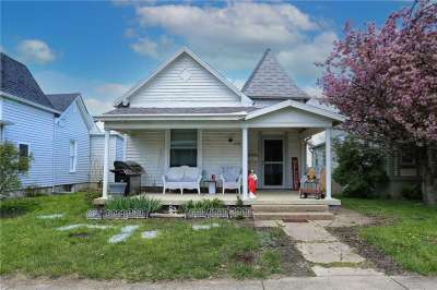 406 W Franklin Street, Shelbyville, IN 46176