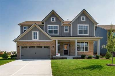 9843 N Sonnette Circle, Fishers, IN 46040
