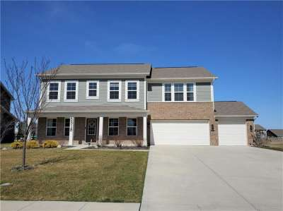 5518 W Woodstock Trail, McCordsville, IN 46055