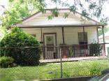 2020 North Parker Avenue, Indianapolis, IN 46218
