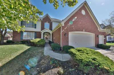 11719 S Mesa Valley Court, Fishers, IN 46037