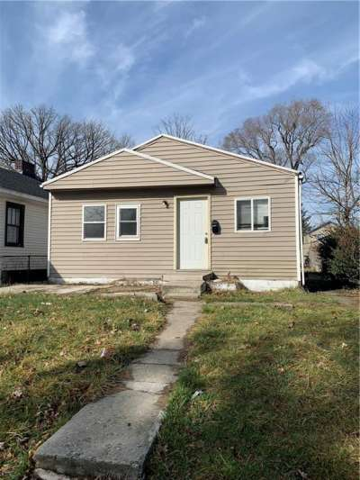 2706 W Stuart Street, Indianapolis, IN 46218