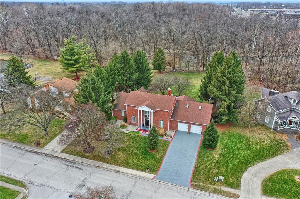 1418 E Sherwood Drive, Greenfield, IN 46140 image #1