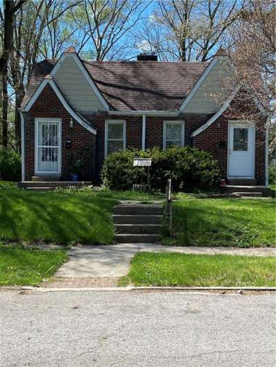 1462 N Gladstone Avenue, Indianapolis, IN 46201