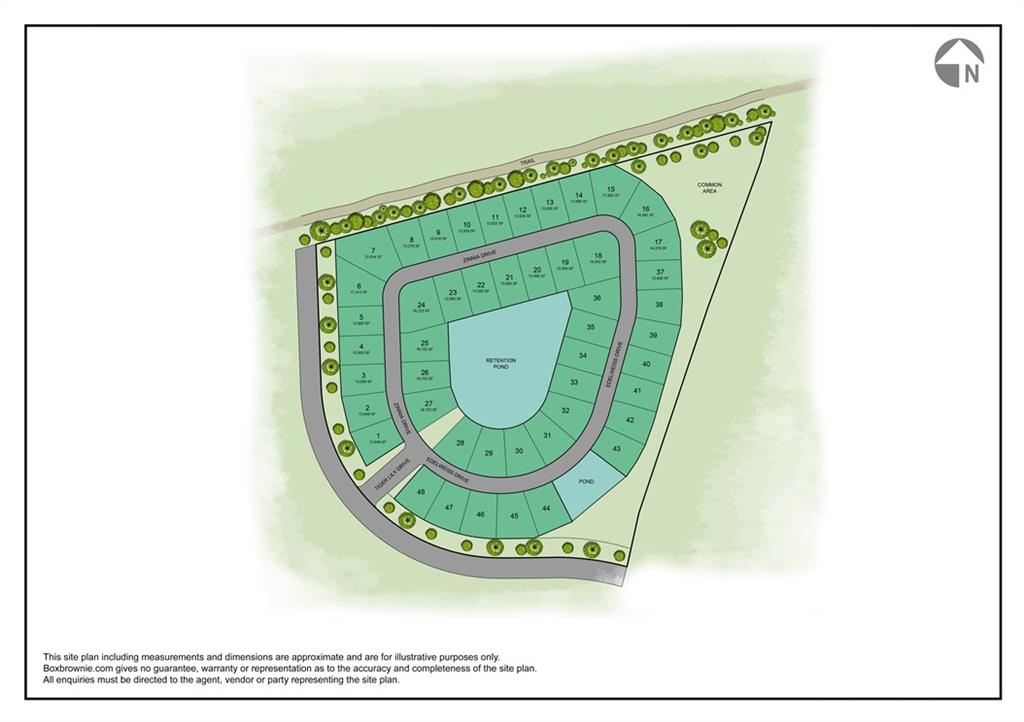 LOT 3 Zinnia Drive, Plainfield, IN 46168