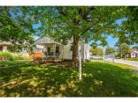 1445 North Linwood Avenue<br />Indianapolis, IN 46201