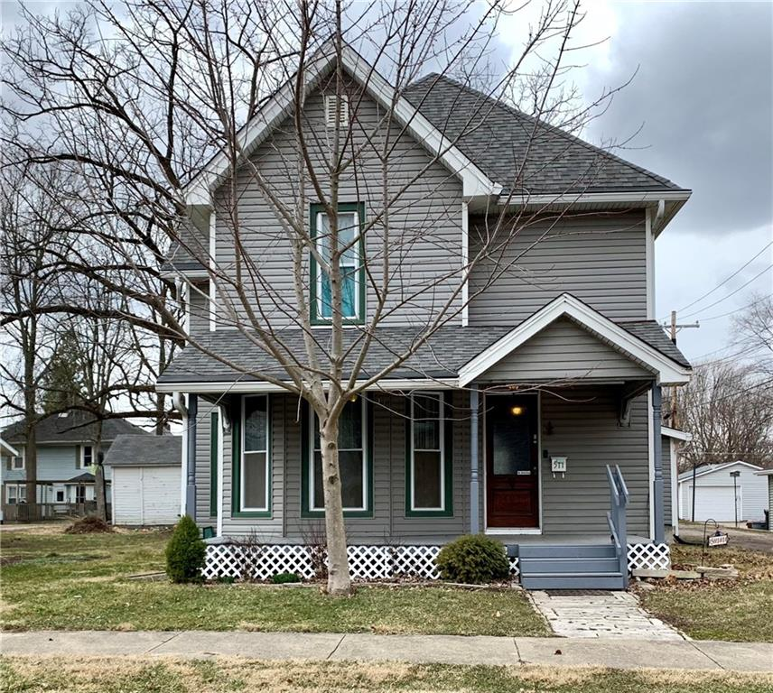 511 S Water Street Crawfordsville, IN 47933