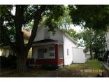 631 North Parker Avenue, Indianapolis, IN 46201