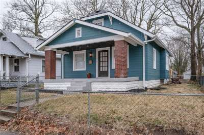 1619 N Temple Avenue, Indianapolis, IN 46218