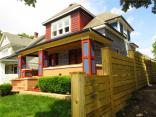 425 North Arsenal Avenue<br />Indianapolis, IN 46201