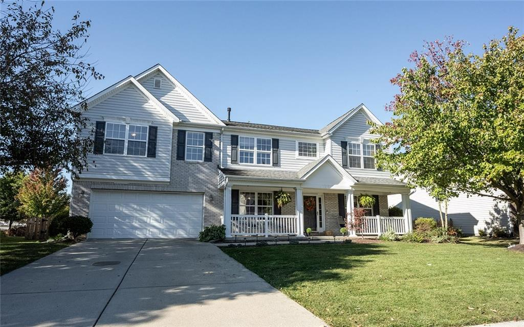 12995 N Veon Drive, Fishers, IN 46038 image #1