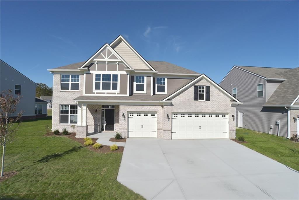 15464 S Awaken Drive, Fishers, IN 46037 image #1